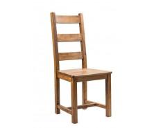 Дерев'яний обідній стілець «Леддер»