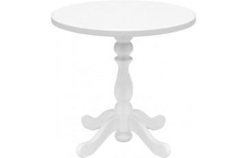 Дерев'яний стіл «К-1» з ясена та шпонованого ДСП (80х1,8 см)