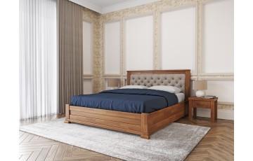 Деревянная кровать «Лорд М50» с удобным подъемным механизмом