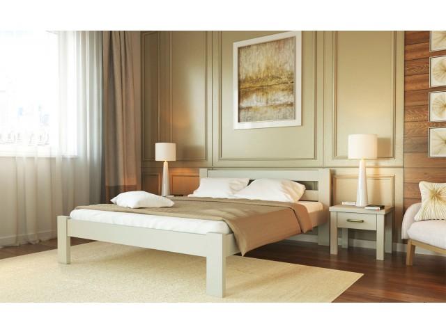 Соня: дерев'яне ліжко із масиву буку