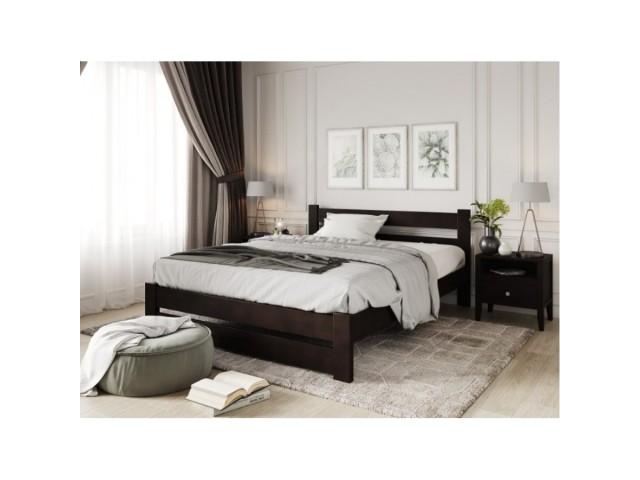 «Талін» — привабливе ліжко із суцільного масиву вільхи