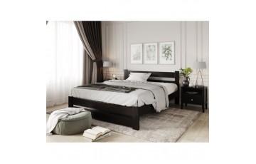 «Талин» — привлекательная кровать из цельного массива ольхи