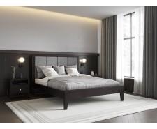 «Верона» — елегантне двоспальне ліжко з м'яким узголів'ям