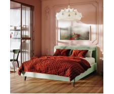 Стильне м'яке ліжко «Арізона» з колекції Artwood