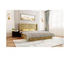 «Атланта» — вишукане м'яке ліжко з каретною стяжкою