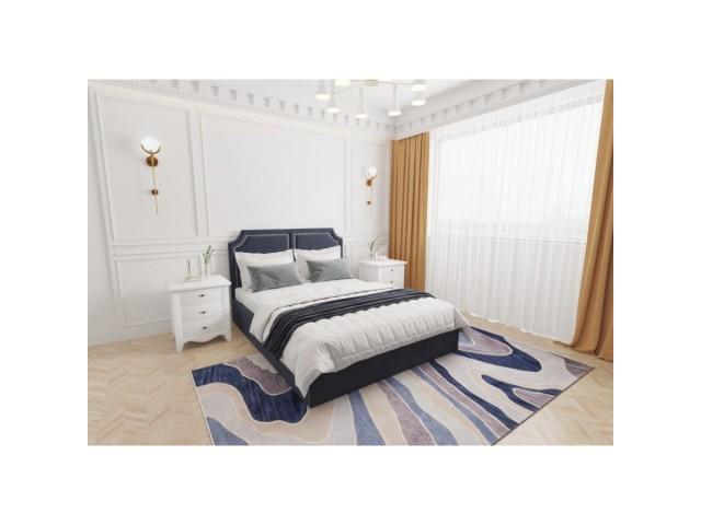 «Флорида» — двоспальне м'яке ліжко з оригинальним узголів'ям