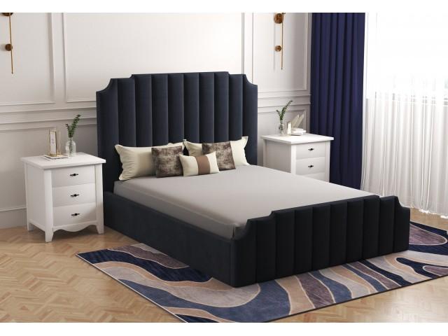 «Маямі» — двоспальне м'яке ліжко з унікальним дизайном