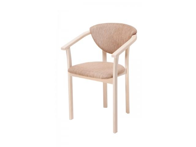 Стілець-крісло «Алексіс» з дерева (ясен, дуб, бук)