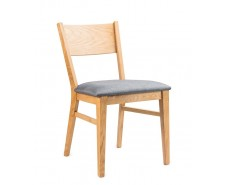 «Міка» — дерев'яний обідній стілець з ясена (дуба)