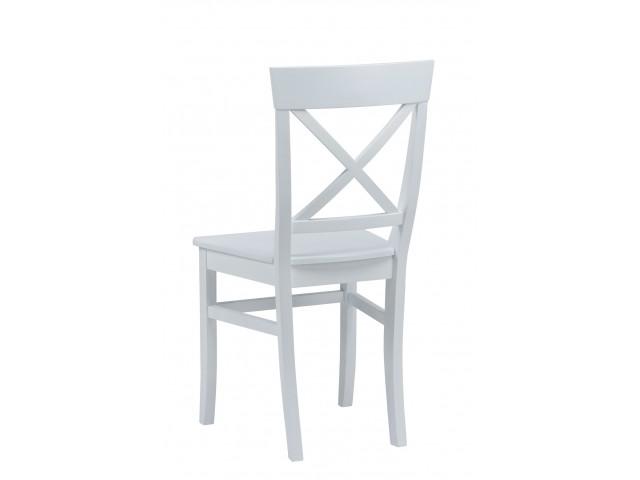 Обідній стілець «Торіно» з натурального дерева (ясен, дуб)
