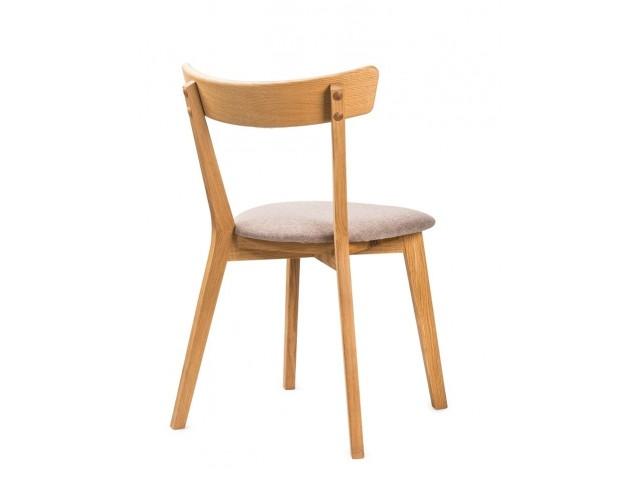 Якісний стілець «Віктор» з натурального дерева (ясен, дуб)