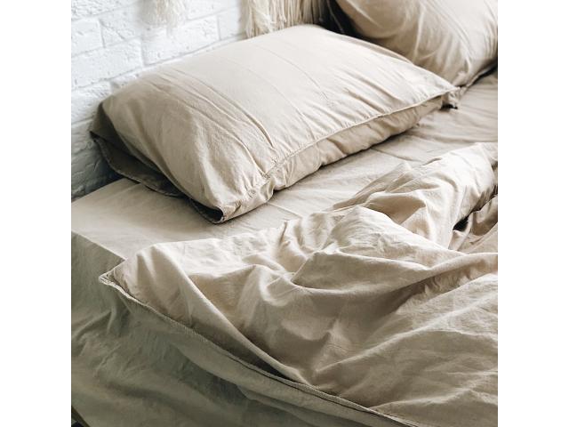 ALMOND – комплект постільної білизни (варена бавовна)