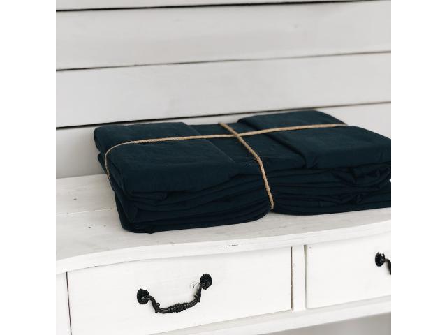NAVY – комплект постільної білизни (варена бавовна)