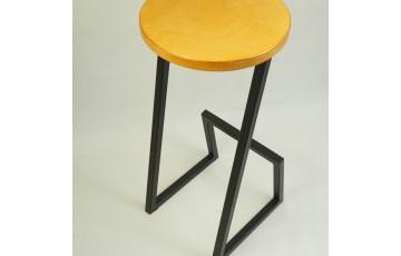 Дерев'яний напівбарний стілець №9 (бук)