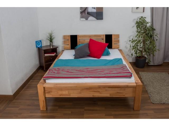 Ліжко дерев'яне одно/двоспальне Mobler b100 (бук)