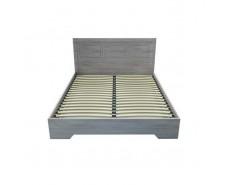 Ліжко дерев'яне одно/двоспальне Марсель з висувними ящиками (МДФ)