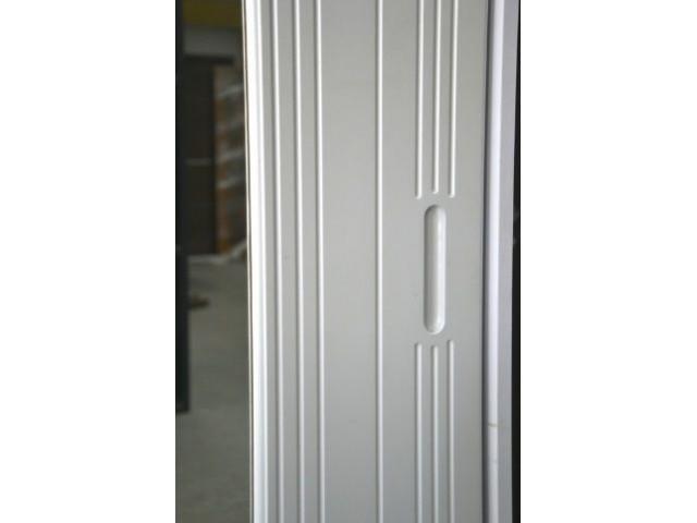 Шафа-купе дерев'яна Анжеліка (МДФ) 153,6х216х61,9 см