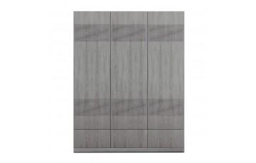 Шафа дерев'яна Марсель (МДФ) 165х210х51,6 см