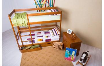 Ліжко двохярусне Амелі (Ameli) (Бук, щит)