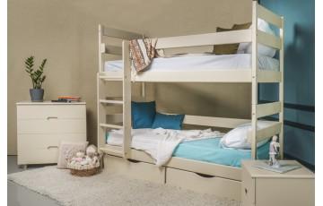 Ліжко двохярусне Ясна (Yasna) (Бук, щит)
