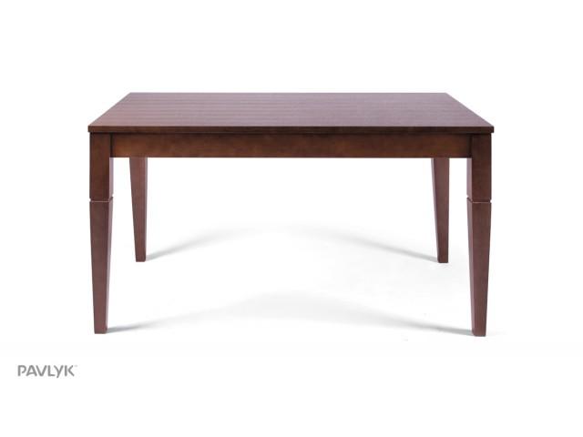"""Дерев'яний стіл """"Прага (Praha)"""" (бук) 140+60 см"""