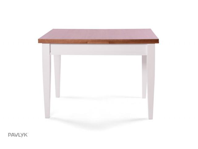 """Дерев'яний стіл """"Шахар (Shahar)"""" (бук) 120+50+50 см"""