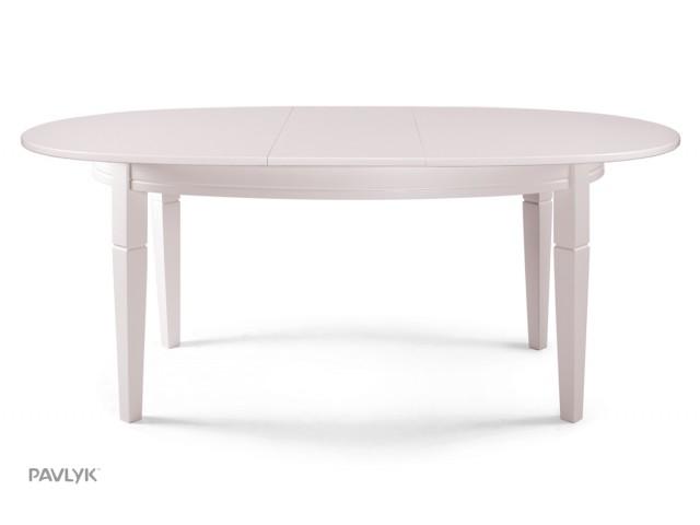 """Дерев'яний стіл """"Валенсія (Valencia)"""" (бук) 153+38см"""