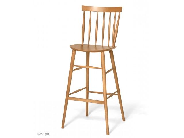 """Барний стілець """"Грація (Grace)"""" (бук)"""