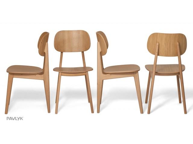 """Дерев'яний стілець """"Лула (Lula)"""" (бук)"""