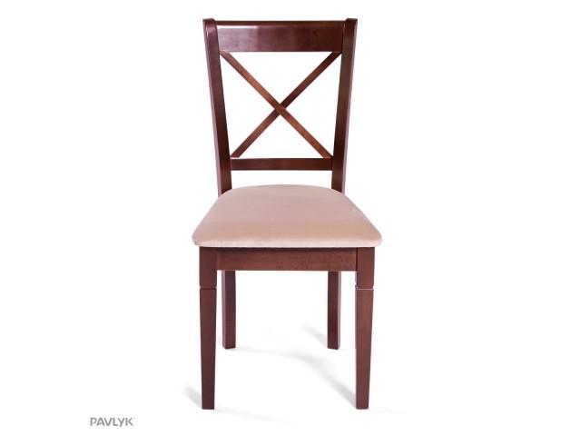 """Дерев'яний стілець """"Ікс (X)"""" (бук)"""