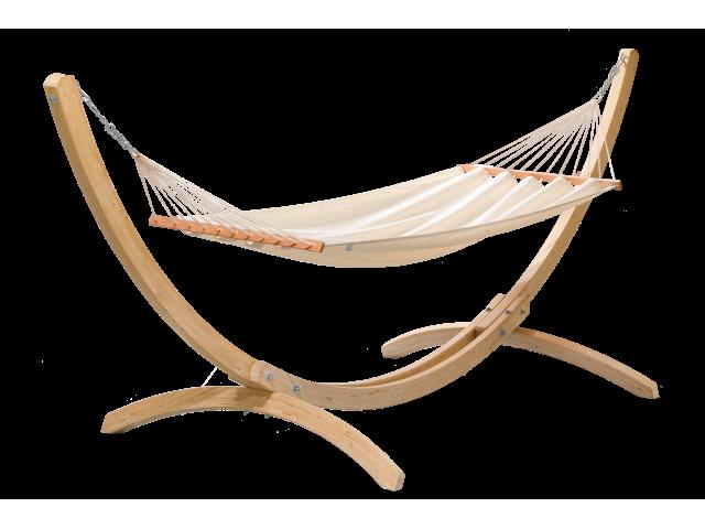 Гамак на деревяній стійці OLA
