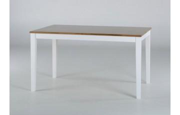«Аса» (140 х 90 х 74 см) — обеденный стол из массива долговечного бука