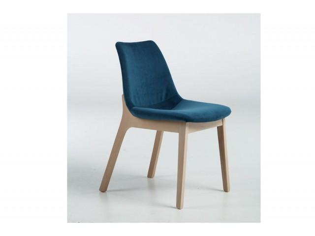 Сучасний стілець «Блум» з м'яким сидінням