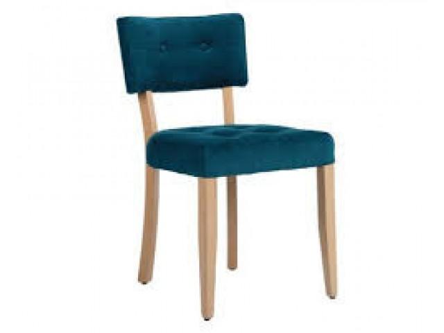 Якісний дерев'яний стілець «Джорджія» для кухні та вітальні