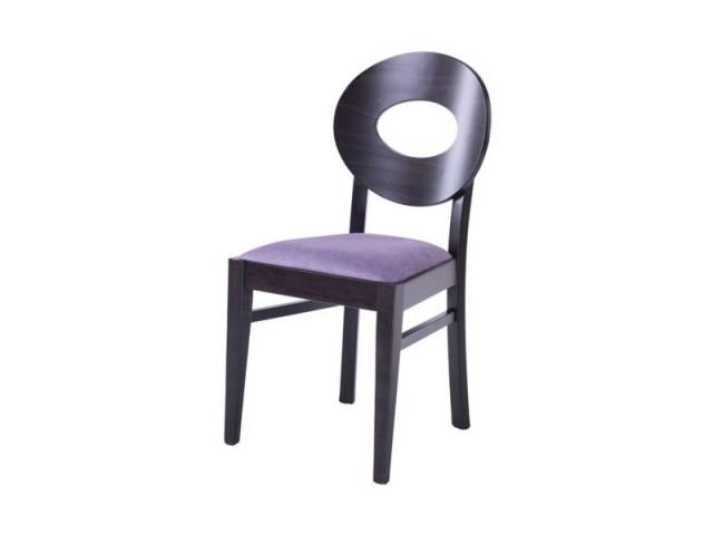 «Флора» — дерев'яний стілець з овальною спинкою