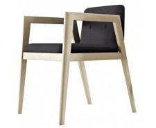 «ID» — широкий дерев'яний стілець з підлокітниками