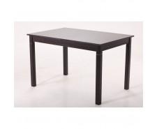 Розкладний стіл «Карпати 04» (120(160) х 80 х 74 см) з масиву бука
