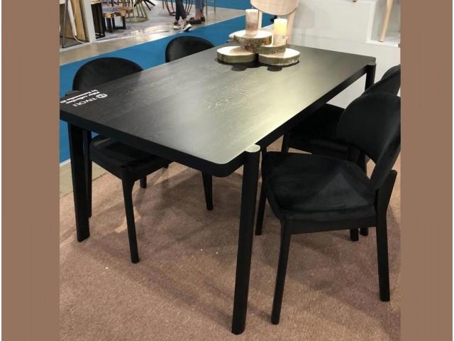 «Піллар» (140 х 90 х 74 см) — оригінальний обідній стіл з масиву бука
