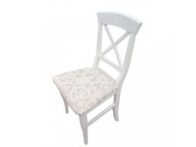 Дерев'яний стілець «Рустікал» зі стриманим дизайном