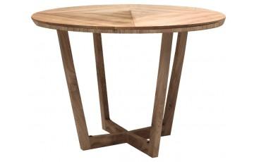 «Вестон» (D-120 см) — сучасний стіл з масиву бука