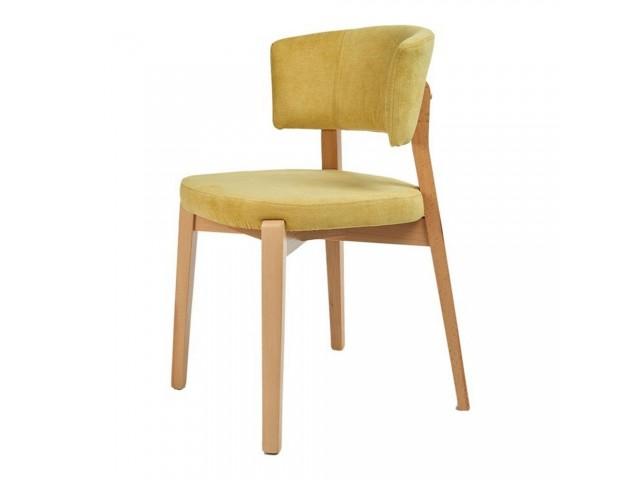 М'який стілець «Вестон» з масиву бука