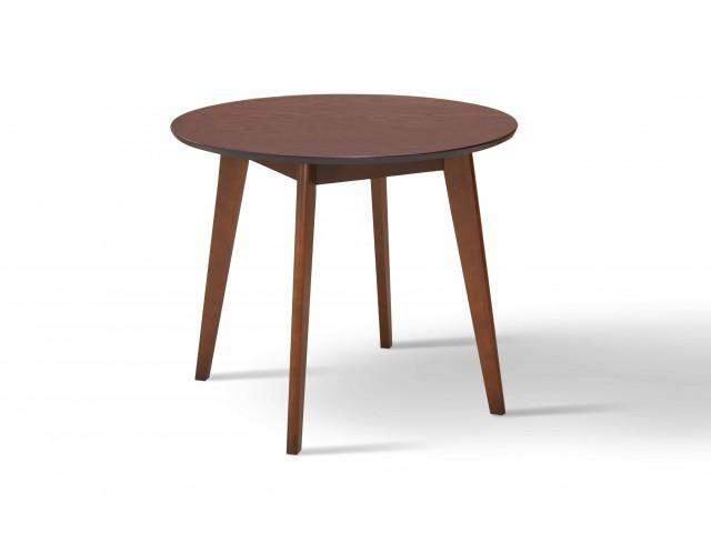 Модерн D-900 — круглий обідній стіл із масиву буку