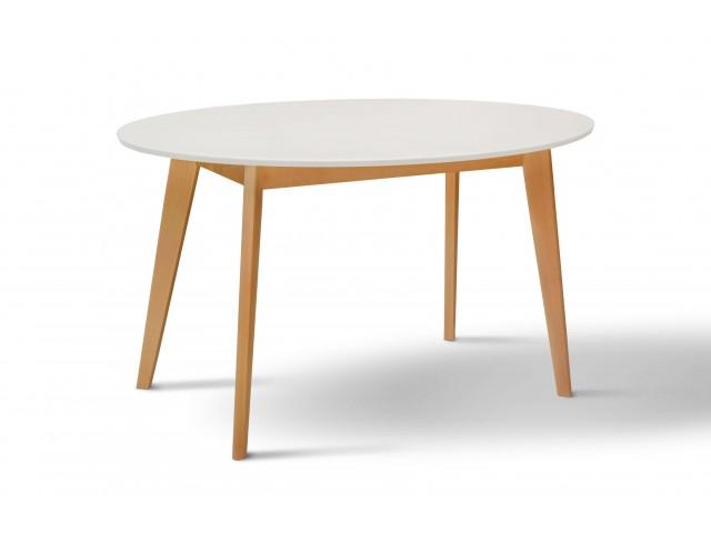Космо — дерев'яний обідній стіл (137х90 см) із масиву буку