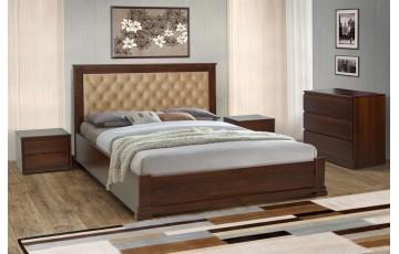 Ліжко Арізона: підйомна рама і м'яке узголів'я