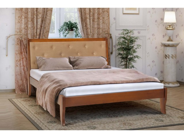 Флорида - елегантне дерев'яне ліжко