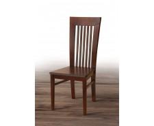 Портофіно-Т: дерев'яний цільно-клеєний стілець з оригінальною спинкою