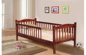 Ліжко дитяче Юніор з двома планками безпеки