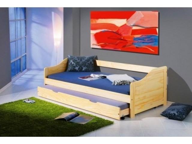 Ліжко дитяче розкладне Halmar LAURA