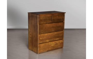 Комод деревянный Феникс (ольха) 88*100*50 см