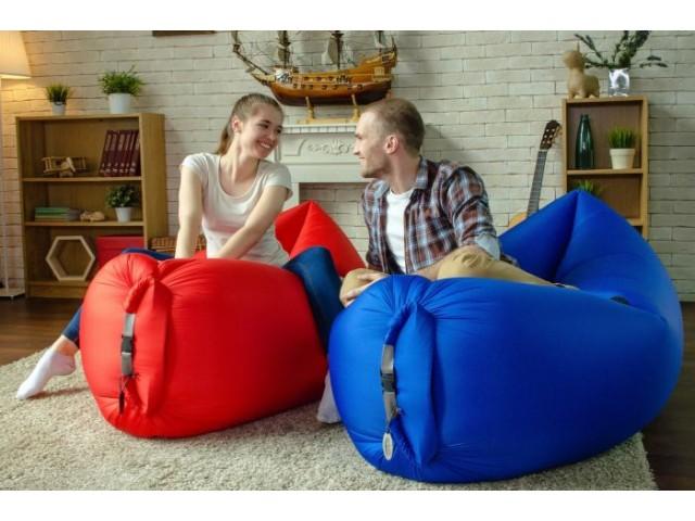 AirBox - Надувний матрас-шезлонг